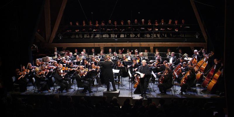 Othmar Schoeck : Lebendig Begraben - Orchestre National de Lituanie - Grange aux Concerts – Cernier