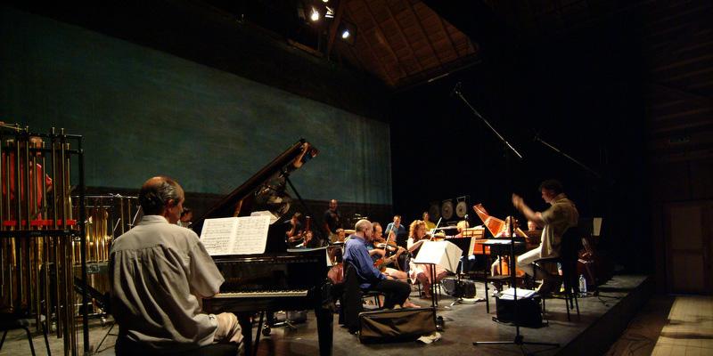 Alfred Schnittke : Symphonie 4 – Orchestre des Jardins Musicaux - Grange aux Concerts – Cernier