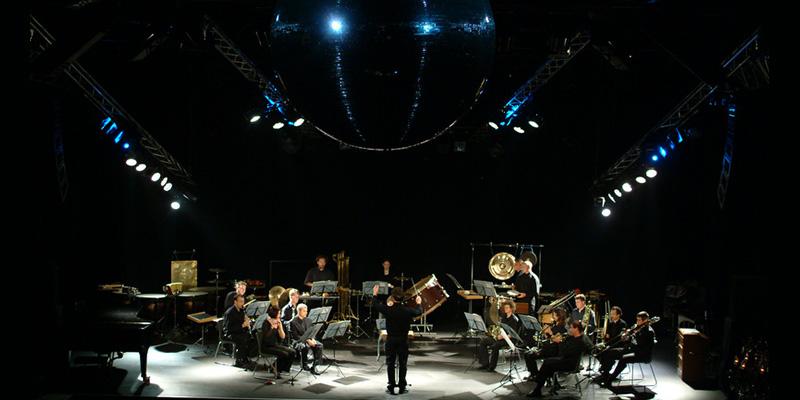 Edgar Varèse : Désert - Orchestre des Jardins Musicaux – Le Cargo