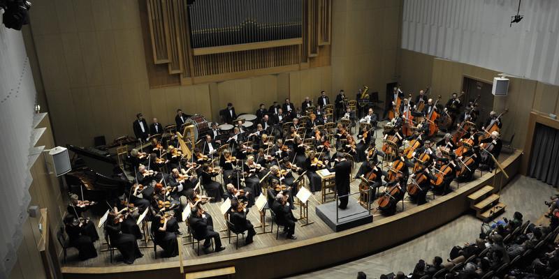 Sibelius: Symphonie 6 – Orchestre Symphonique Académique de Krasnoyarsk