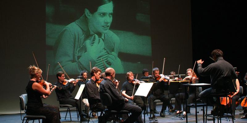 Maurizio Kagel – Luis Bunuel: Un Chien Andalou - Orchestre des Jardins Musicaux - Grange aux Concerts – Cernier