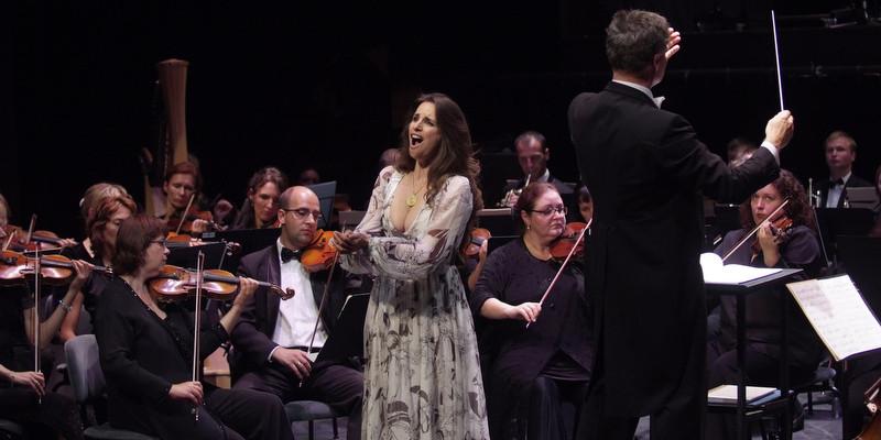 Richard Strauss: Vier Letzte Lieder - Orchestre National de Lituanie - Grange aux Concerts – Cernier